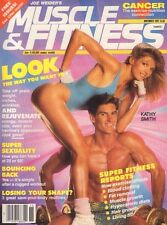 Muscle & Fitness November 1987 Kathy Smith 052617nonDBE