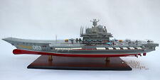 Admiral Kuznetsov Russian Aircraft Carrier - Handcrafted Model Ship Scale 1/300