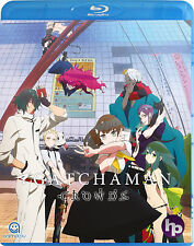 Gatchaman Crowds . The Complete Series Collection . Anime . 2 Blu-ray . NEU OVP