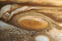 A1 | Jupiter Poster Art Print 60 x 90cm 180gsm Space Planet NASA Fun Gift #8862