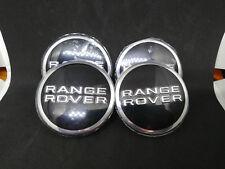 set 4 Coprimozzo LAND RANGE ROVER Evoque Defender Freelander Discovery Sport