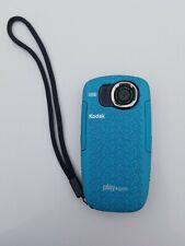 Kodak Zx5 Blue Digital Camcorder