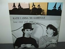 Kate & Anna McGarrigle . Love Over And Over . LP