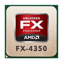 AMD FX Series FX-4350 (4x 4.20GHz) FD4350FRW4KHK CPU Sockel AM3+   #35513