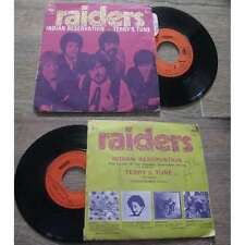 RAIDERS - Indian Reservation Rare French PS 7' Blues Psych 1970