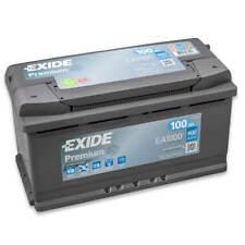 100Ah 12V Autobatterie Exide Premium Carbon Boost EA1000