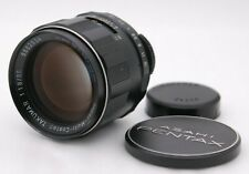 [Excellent+5] PENTAX SMC TAKUMAR 85mm F/1.8 Portrait Lens M42 Mount From Japan