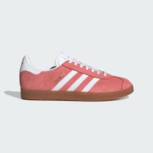 adidas Originals Gazelle W Sizes 4.5, 8 Pink RRP £75 Brand New FU9908 CLASSICS