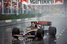 Stefan Bellof Tyrell 012 Monaco GP 1984 Photograph 6
