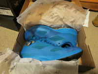New Mens Arcteryx Norvan VT Trail Running Shoes Size 10 Color Aquamarine