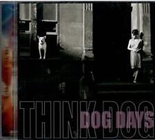 THINK DOG - DOG DAYS 69-70 NYC ARTY UNDERGRND ROCK w/ JAZZ, BLUES & FOLK SLD CD