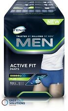 TENA MEN ACTIVE FIT PLUS Pantaloni-LARGE-confezione da 8