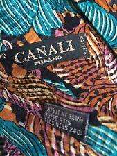 New Unworn  CANALI Tie in packaging