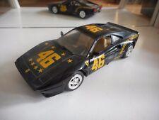CB Car Ferrari 28 GTO in Black on 1:24
