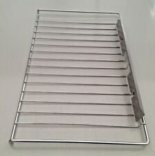 GENUINE BEKO XDVG674MT GAS OVEN WIRE SHELF RACK WITH FLAME PROTECTOR 460 x 280mm
