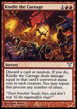 MTG Magic - (U) Dissension - Kindle the Carnage - SP
