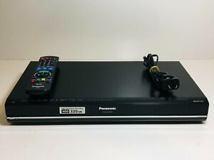 Panasonic DMR-XW385 320GB DVD/HDD Recorder, REGION  FREE, Dual Recording