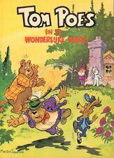 TOM POES EN DE WONDERLIJKE BOEDEL - Marten Toonder (1981)
