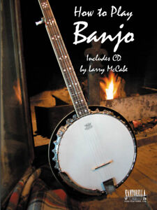 How To Play Banjo with instructional CD teaches how to play with confidence!
