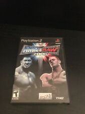 Playstation 2 Smack Down VS Raw 2006 (Complete)