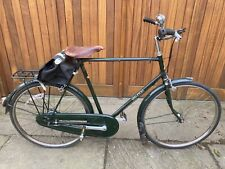 Gents Raleigh Superb Sports Tourer 1970s  Stainless Rims Dyno Hub Brooks