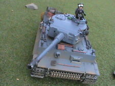 PLAYMOBIL CUSTOM OFICIAL + TANQUE TIGER (RC) (EUROPE-1944)  REF-007