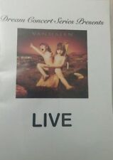 Dream Concert Series Presents: Van Halen with Sammy Hagar :Balance LIVE DVD