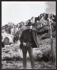 CLINT EASTWOOD 1972 western JOE KIDD Vintage Photo handsome actor