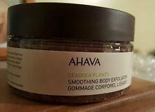 Ahava Deadsea Plants Smoothing Body Exfoliator 8 oz NEW!