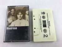 Montrose 1973 Audio Cassette Tape Warner Bros
