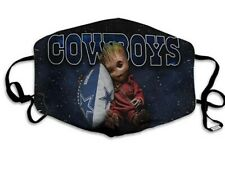 Baby Groot Cowboys Mask