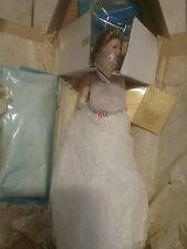 Franklin Mint Grace Kelly Heirloom  Doll NIB