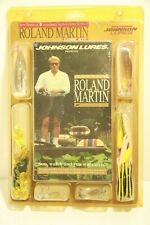 Roland Martin Johnson Lures The Secret Weapons of Roland Martin VHS Tackle Kit