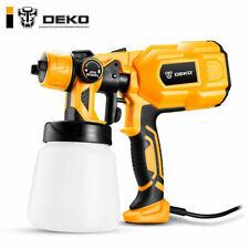 DEKO 110V 550W Spray Gun High Power Home Electric Paint Sprayer