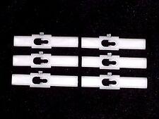 81-87 NOS Oldsmobile Cutlass Body Rear Full Vinyl Top Belt Trim Moulding 6pc D
