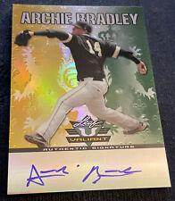 Archie Bradley 2011 Leaf Valiant Autographed Baseball Rookie Card RC!! Phillies!