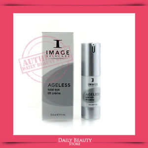 Image Skincare Ageless Total Eye Lift Creme 0.5 oz NEW FAST SHIP