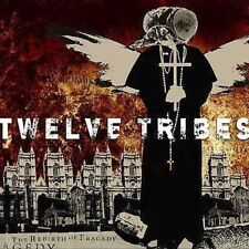 TWELVE TRIBES - THE REBIRTH OF TRAGEDY 2004 CD ROADRUNNER RECORDS RR 8264-2