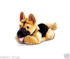 "*NEW* GERMAN SHEPHERD ALSATION ""NERO"" PUPPY DOG SOFT STUFFED PLUSH TOY 30cm"