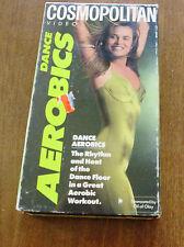 Cosmopolitan Dance Aerobics (VHS 1995) Josie Gardiner & Barbara Fisher