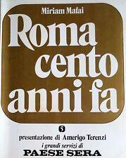 MIRIAM MAFAI ROMA CENTO ANNI FA PAESE SERA 1973