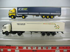 N147-0, 5# Wiking h0 MERCEDES MB Camion/autoarticolati (2 ST): bertrandt, Central Trailer