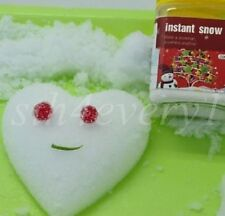 5x100G  Fake Instant Fluffy Snow Xmas Christmas Wedding Photography Decorations