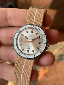 Vintage Omega Admiralty Mens Watch 135.042 Cal 601