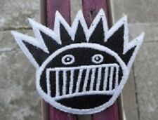 Ween Boognish Patches Set of 3 exclusive New black white