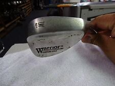 Warrior Custom Golf 60° #LW Sand Wedge Original Steel Regular Flex