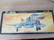 KIT MAQUETTE AVION PLANE 1/72 FUJIMI F-4N PHANTOM II SUNDOWNERS 7A-G3-1000