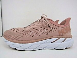 WOMEN'S HOKA ONE CLIFTON 7 size 11 ! RUNNING SHOES! WORN LESS THAN 10 MILES!