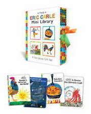 Eric Carle Miniature Children & Young Adults Books