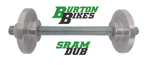 Burton Bikes SRAM DUB bottom bracket press tool, bearing installation, removal